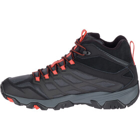 Merrell Moab FST Ice+ Thermo Chaussures Homme, black/fire